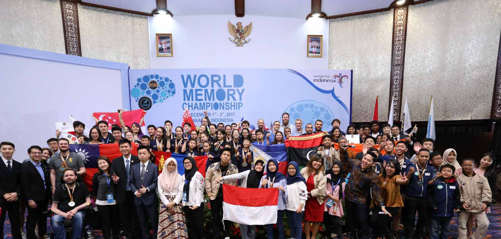 World Memory Championship 2017
