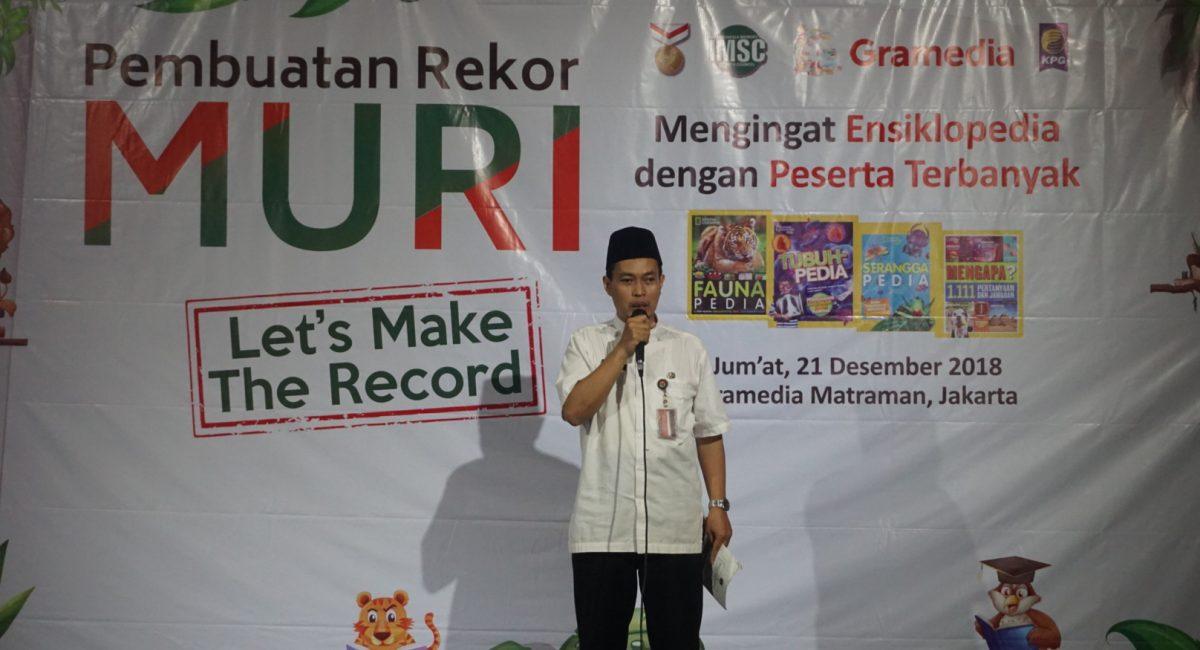 Sambutan DR Suharno_Disdik DKI mewakili Gubernur